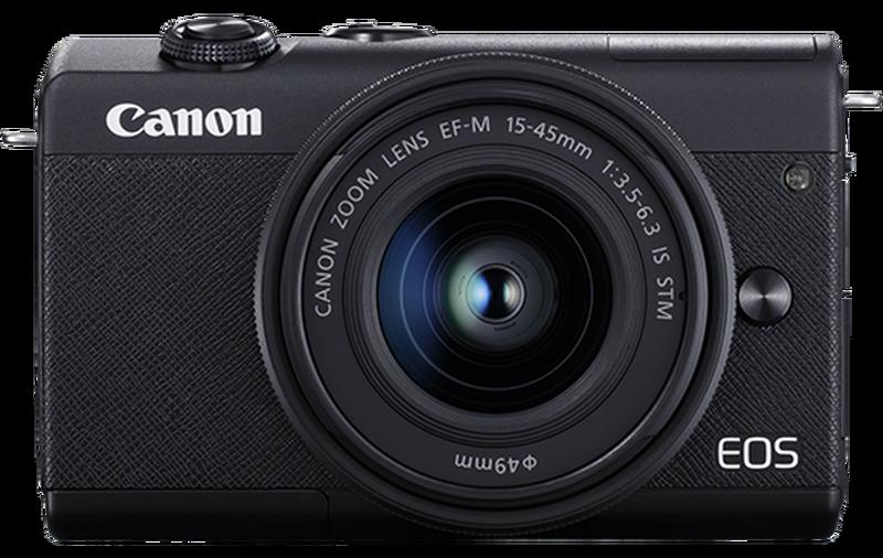 Canon EOS M200 15 45