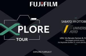 explore tour fujifilm