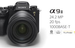 Sony A9II