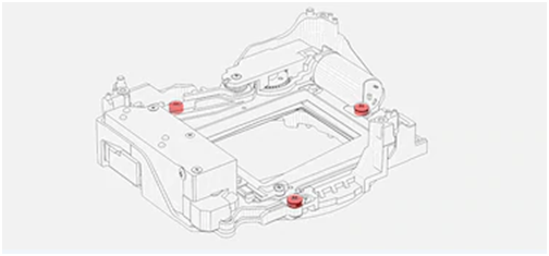 scocca della nuova Sony A9II