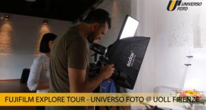fujifilm explore tour unvierso foto