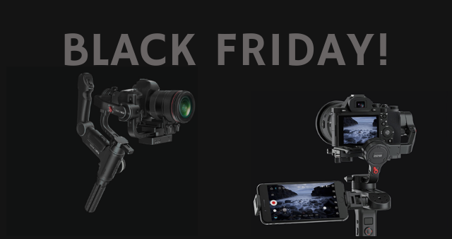 BLACK FRIDAY ZHIYUN