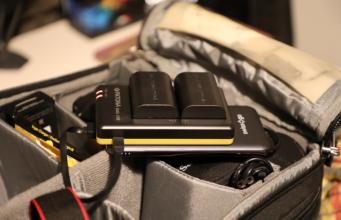 caricabatterie-fotocamera