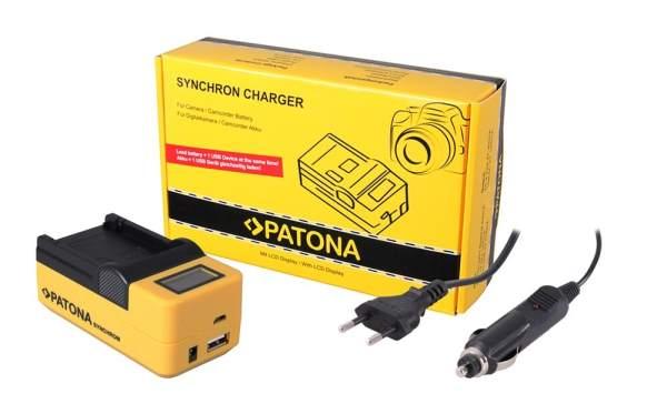 PATONA-SYNCHRON-USB-carica-batteria