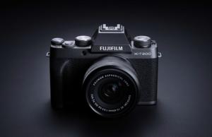 caratteristiche-fujifilm x-t200