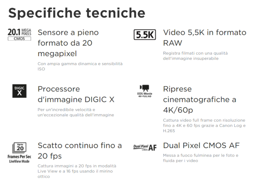 specifiche-tecniche-canon-eos-1dx-miii
