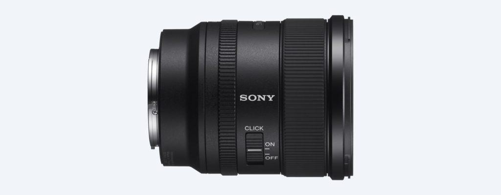 SONY-FE-20mm-F1.8-G-lente-full-frame