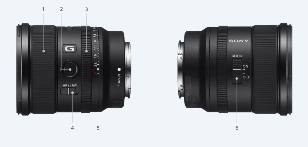 SONY-FE-20mm-F1.8-G-dettagli