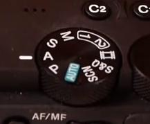 fotocamera-sony-a6600-tasti-di-modo