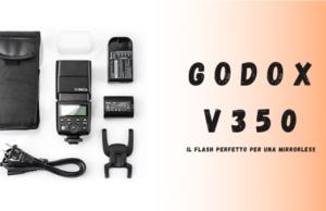 Godox V-350