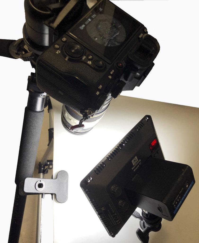 Microfotografia in casa