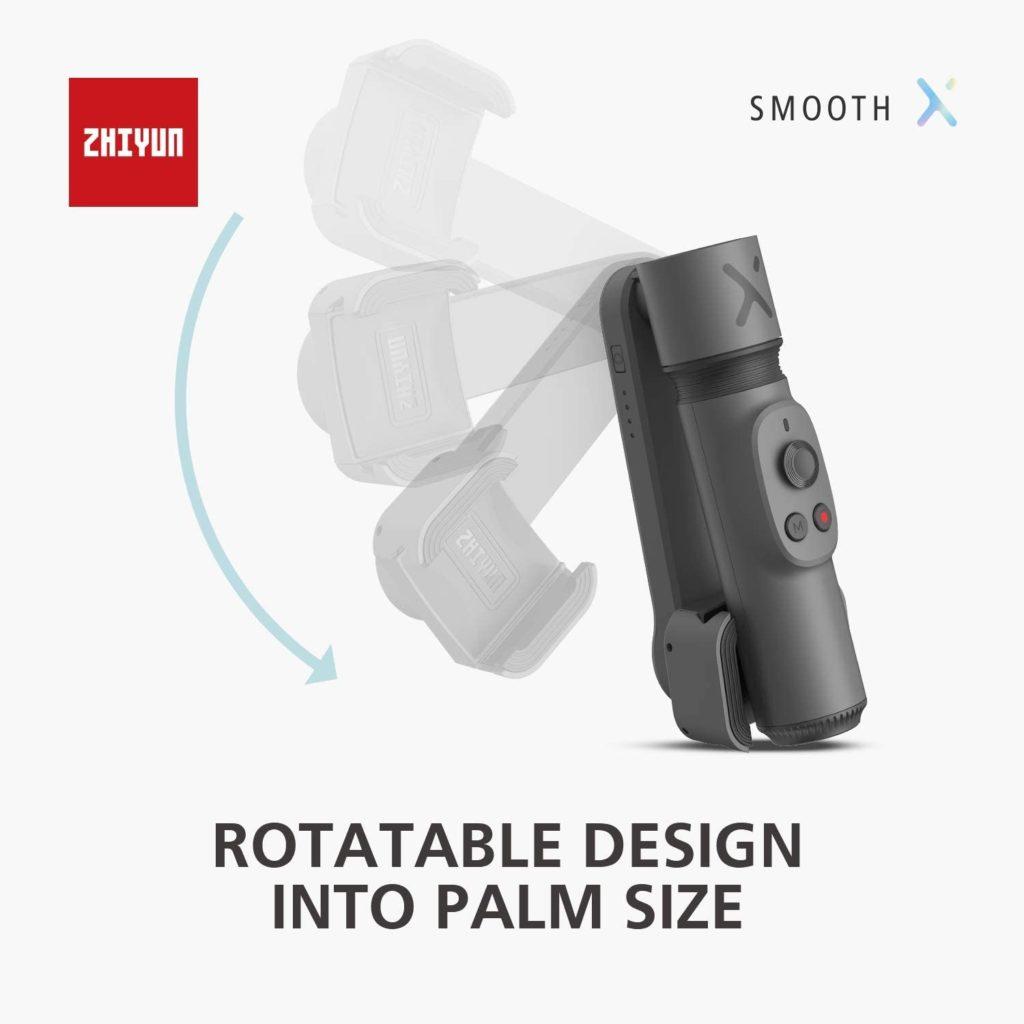 stabilizzatore-per-smarthphone-zhiyun-smooth-x