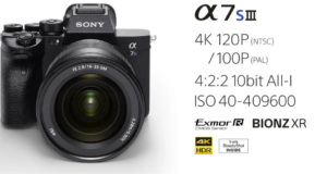 nuova-fotocamera-sony-a7s-iii-ev