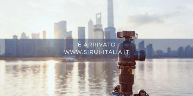 sito-italiano-sirui-WWW.SIRUI-ITALIA.IT-EV