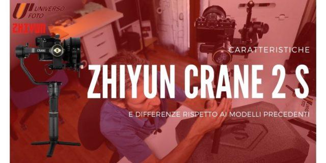 zhiyun-crane-2s-novità-gimbal-ev