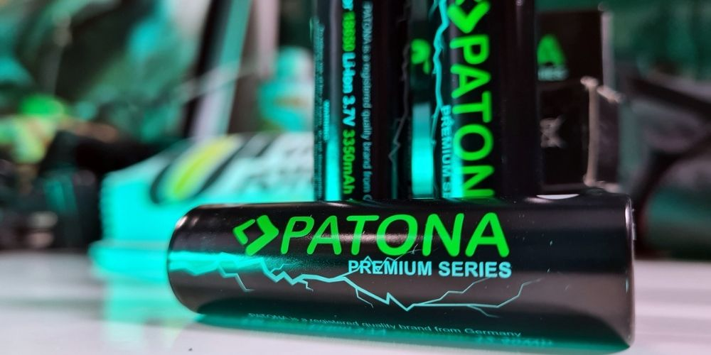 batterie-patona-premium-18650-migliori-batterie-per-gimbal-ev
