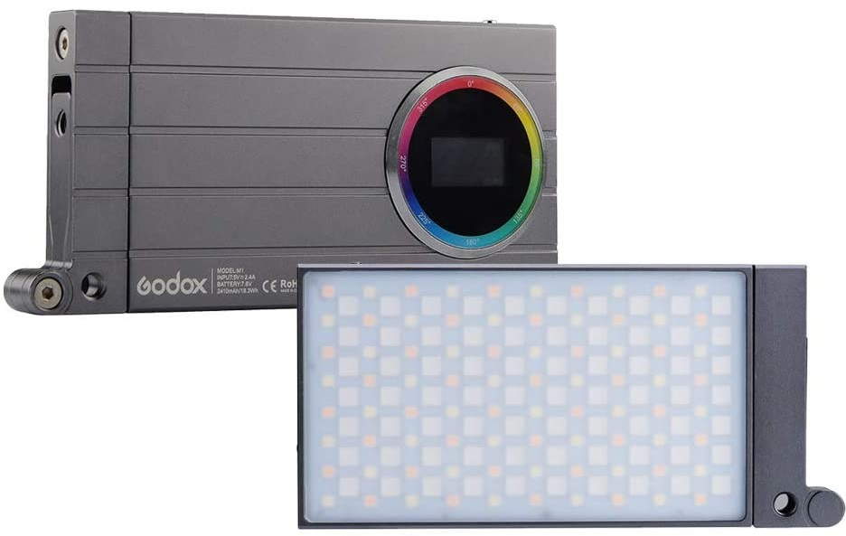 godox-m1-illuminatore-led-compatto-video
