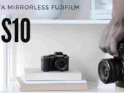nuova-mirrorless-fujifilm-x-s10-ev