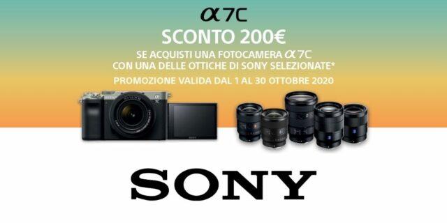 offerta-sony-a7c-ev