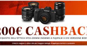 cashback-fujifilm-x-s10-offerta-ev