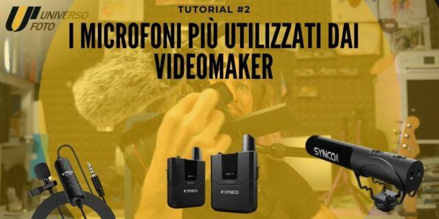 i-microfoni-piu-utilizzati-dai-videomaker-ev