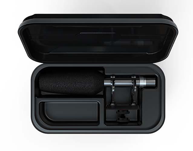 borsa-trasporto-synco-d30-microfono-shotgun-fotocamera