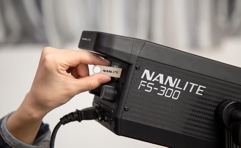 come-aggiornare-nanlite-fs-300