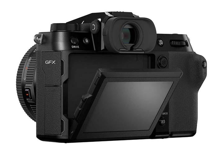 nuova-mirrorless-fujifilm-GFX-100S_back_diagonal_LCD
