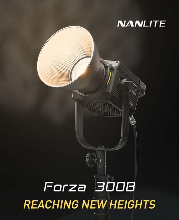 nanlite-forza-300b-luce-led-bicolor-studio-professionale