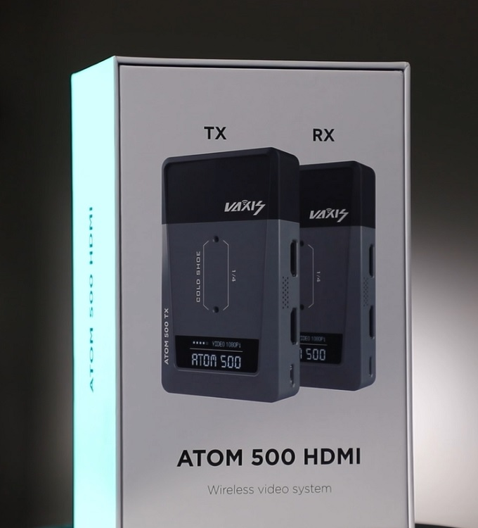 vaxis-atom-500-hdmi-sistema-trasmissione-wireless-video-trasmettitore-ricevitore
