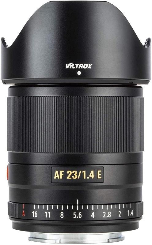 obiettivi-viltrox-23mm-f1-4-sony-e-mount