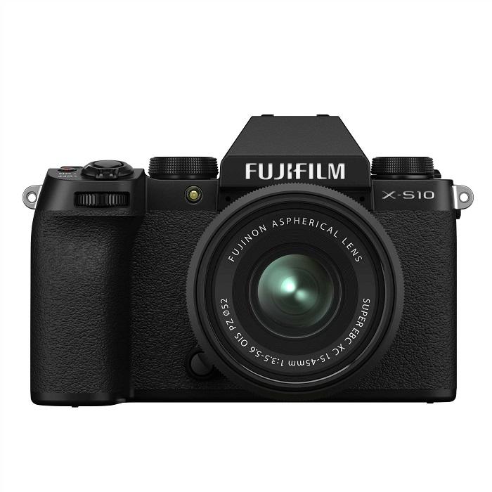 2-fujifilm-annuncia-aggiornamento-firmware-X-S10_front_15-45mm-r52