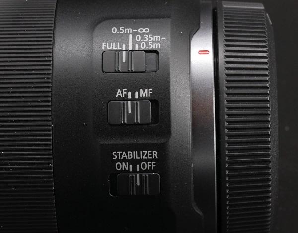 comandi-obiettivo-canon-rf-85mm-f2-macro