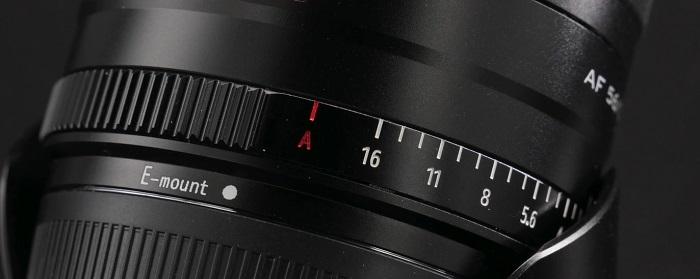 ghiera-diaframmi-obiettivo-viltrox-56mm-f1-4