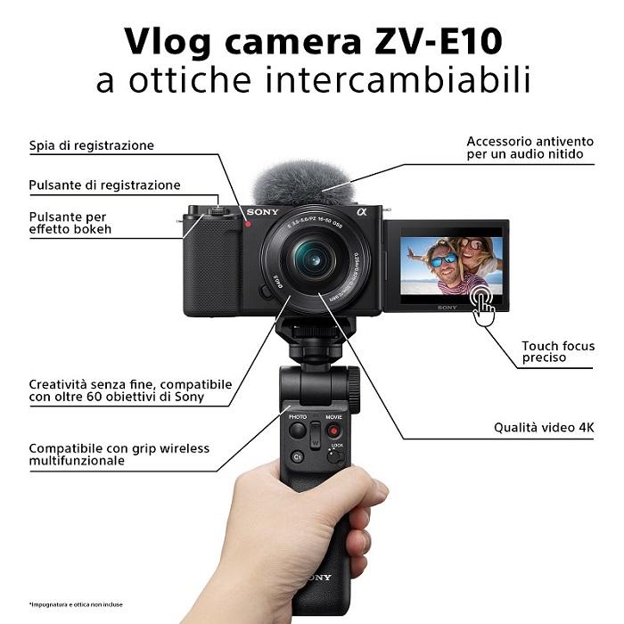 nuova-sony-ZV-E10
