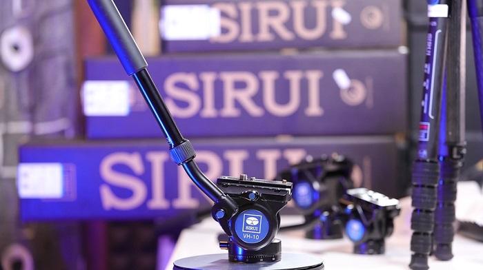 sirui-vh-10-testa-video-treppiede