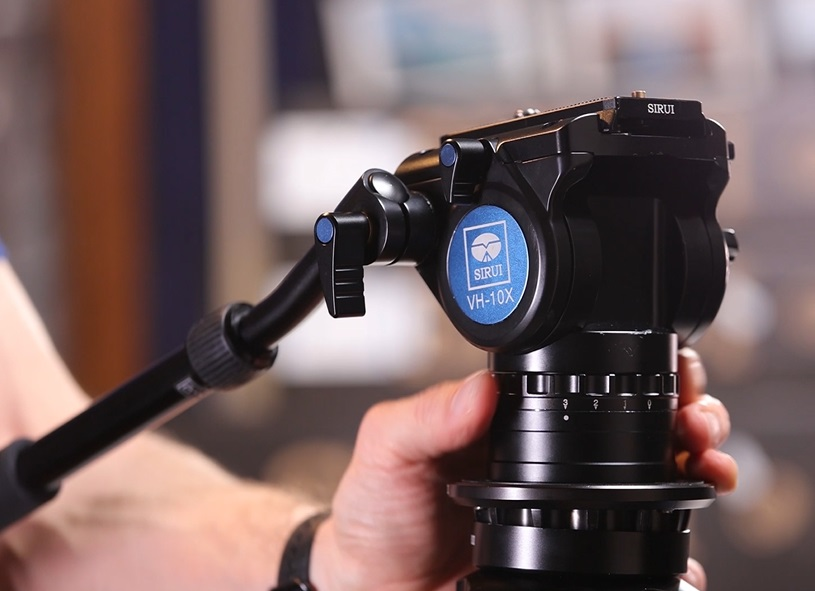 sirui-vh-10x-testa-video-cavalletti-fotografici