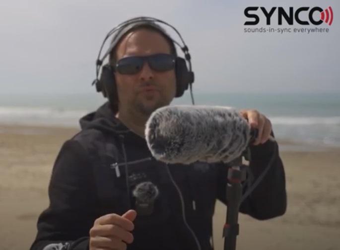 come-registrare-audio-professionali-protezione-antivento-microfono