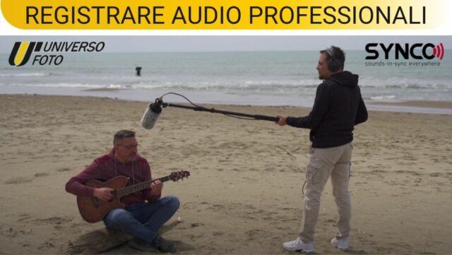 ev-come-registrare audio-profesisonali